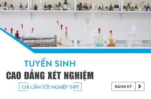 Địa chỉ đào tạo Cao đẳng Xét nghiệm tốt nhất tại TPHCM