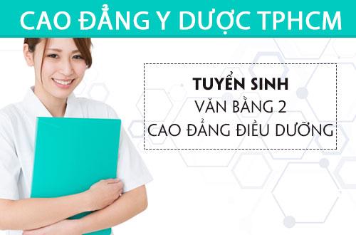Lưu ý mốc thời gian học Văn bằng 2 Cao đẳng Điều dưỡng TPHCM
