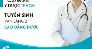 Tuyển sinh Văn bằng 2 Cao đẳng Dược TP.HCM