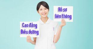 Chuẩn bị hồ sơ Liên thông Cao đẳng Điều dưỡng TP.HCM