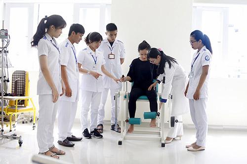 Công việc của Kỹ thuật viên Vật lý trị liệu