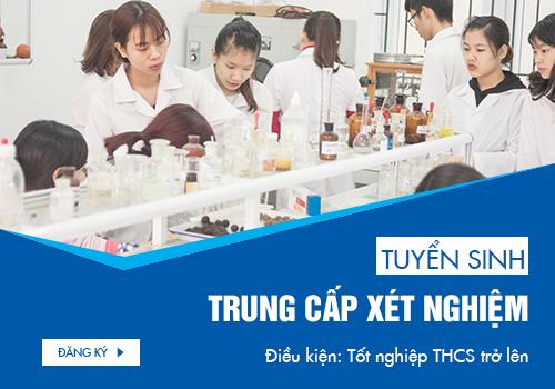 Cập nhật điều kiện xét tuyển Cao đẳng Kỹ thuật Xét nghiệm TP.HCM năm 2018