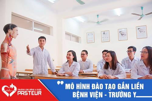 Cao đẳng Y dược TPHCM địa chỉ đào tạo ngành Y Dược chất lương nhất.