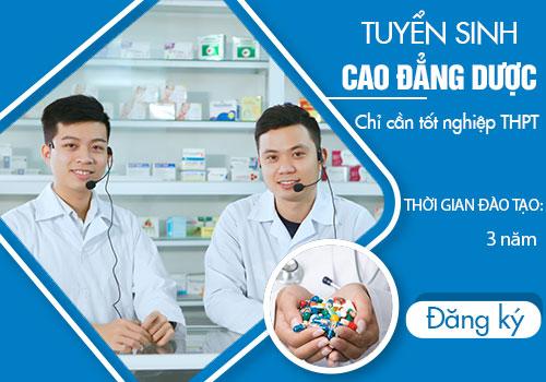 TPHCM đào tạo Cao đẳng Dược trong thời gian bao lâu?