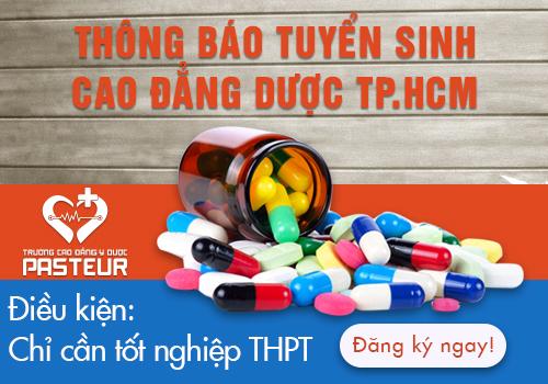 Có thể nộp hồ sơ xét tuyển Cao đẳng Dược TPHCM theo cách nào?