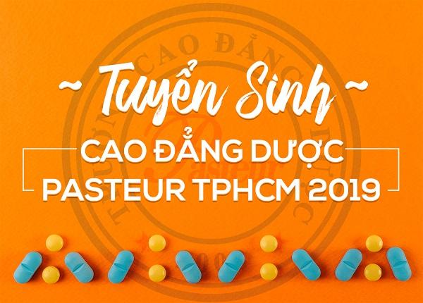 Hồ sơ đăng ký xét tuyển Cao đẳng Dược TPHCM năm 2019
