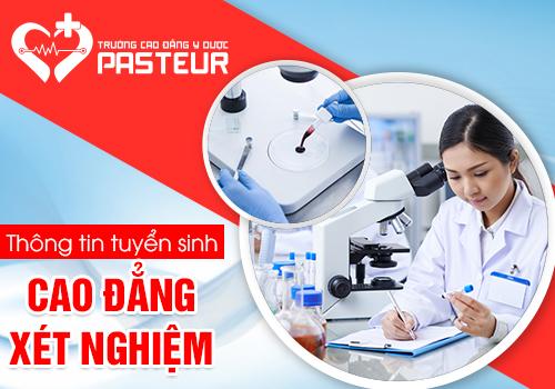 Phương thức xét tuyển Cao đẳng Xét nghiệm TPHCM năm 2019