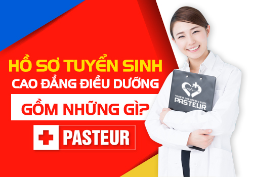 Hồ sơ đăng ký học Cao đẳng Điều dưỡng TPHCM năm 2019