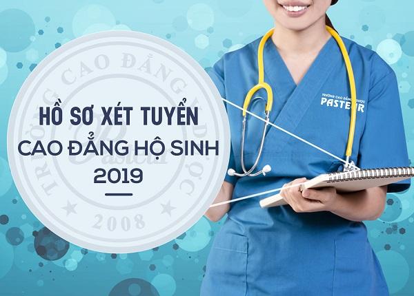 Hồ sơ đăng ký xét tuyển Cao đẳng Hộ sinh TPHCM 2019