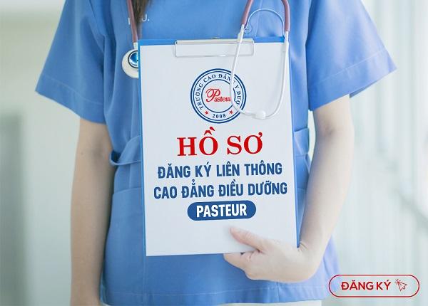 Hồ sơ tuyển sinh Liên thông Cao đẳng Điều dưỡng TPHCM năm 2019