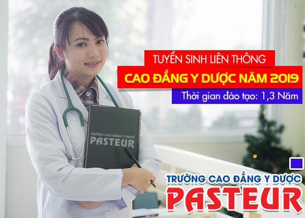 Học Liên thông Cao đẳng Dược TPHCM với thời gian rút ngắn