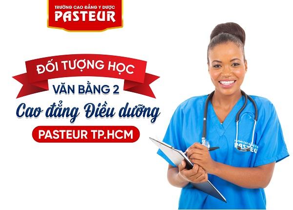 Hồ sơ đăng ký học Văn bằng 2 Cao đẳng Điều dưỡng TP HCM năm 2019